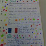 Lettre demande de cartes postales CM